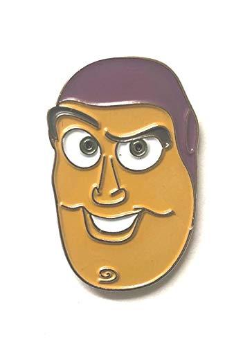 Toy Story Buzz Lightyear - Spilla con scritta 'UK Company