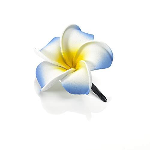 Dolly Martin - Frangipani Classic blau-weiß-gelb
