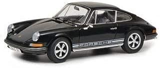 Schuco 1:18 Porsche 911 S Coupe 1973 Black 450036300