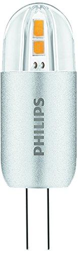 Philips Ampoule LED Capsule Culot G4, 2W équivalent 20W, Blanc Neutre 3000K
