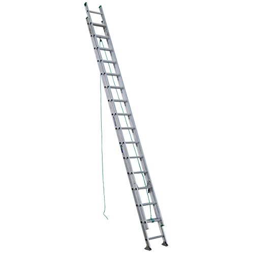 Werner D1232-2 Extension-ladders, 32-Foot
