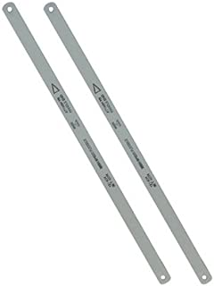 Great Neck Saw & Mfg 176123 Hacksaw Blades, Bi-Metal, 18-TPI, 12-In. 2-Pk. - Quantity 6