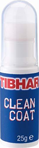 Tibhar Tischtennis Holz-Versiegelung Clean Coat | Holzlack mit integriertem Schwammaufträger | 25gr
