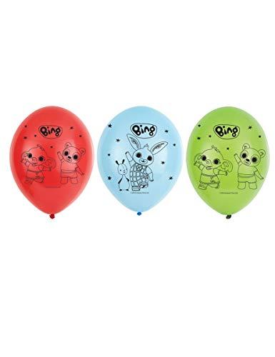 Amscan 9902136Bedruckt Latex Ballon
