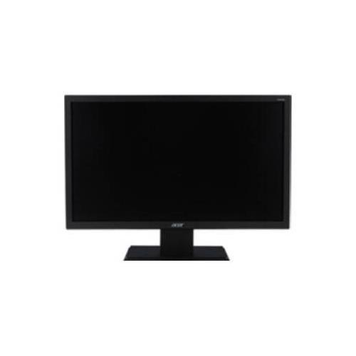 Acer V246HL bmdp 24 inch Widescreen 100,000,000:1 5ms VGA/DVI/DisplayPort LED LCD Monitor, w/ Speakers (Black)