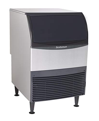 Scotsman - UN324A-1-340 lb Air Cooled Undercounter Nugget Ice Machine