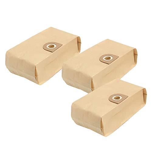 Kaxofang 3 Piezas Bolsas De Filtro De Polvo para Vax V10 V11 V12 V100 101 121 2000 4000 5000 6000 6131 6135 6140 6140 6155 Piezas De Aspiradora