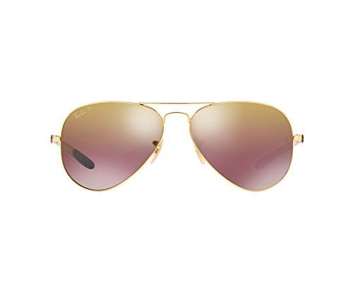 Ray-Ban Gafas de sol - para hombre Dorado dorado 58