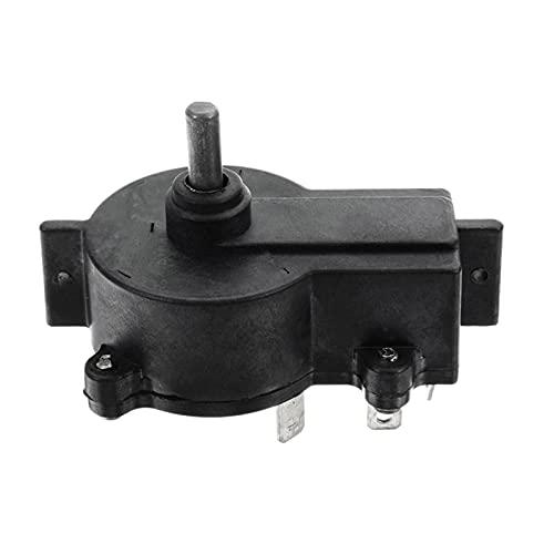 Sensor de señal de Interruptor 12V ET45L / ET55L/ ET65L Controlador DE Velocidad ELECTRÁTICO CONTROLIZO DE PROTELIER COMPECTOR DE Velocidad DE Velocidad DE Motor Marino Ajuste para (Color : Black)