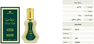 Al Rehab Saat Safa for Unisex -Eau de Parfum, 35 ml-