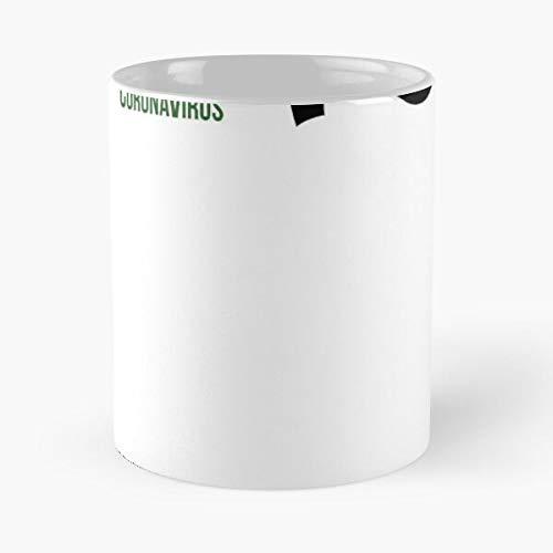 Nuevo 2021 resolución café años cotizaciones Año Cuenta atrás Mi Eva Ideas Celebración Pudding Mejor 11oz cerámica taza de café Personalizar