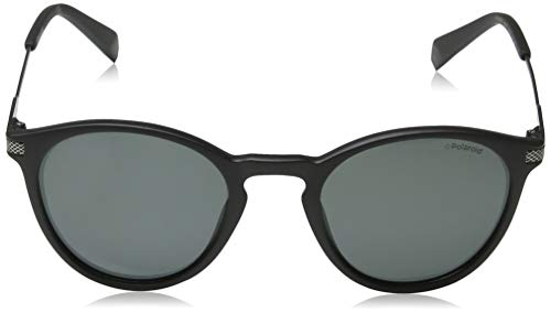 Polaroid Eyewear PLD 2062/S Occhiali da Sole, MTT Black, 50 Uomo