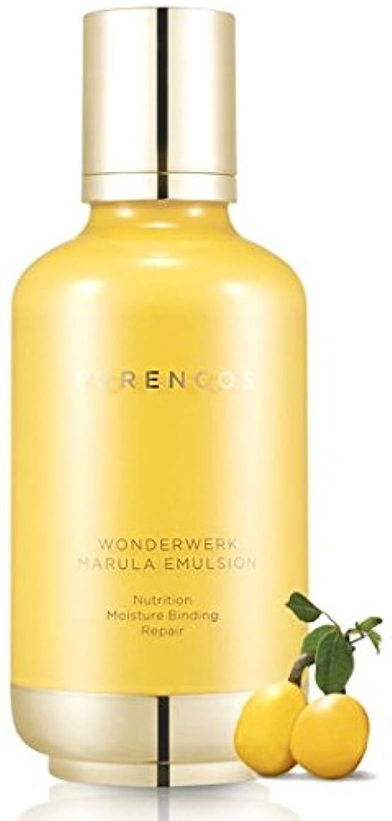 セットするシミュレートする雄弁家[FORENCOS] Wonderwerk Marula クリーム / Wonderwerk Marula Emulsion 130ml [並行輸入品]