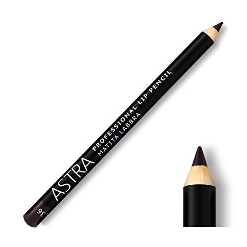 Crayons à lèvres long lasting 36 bordeaux