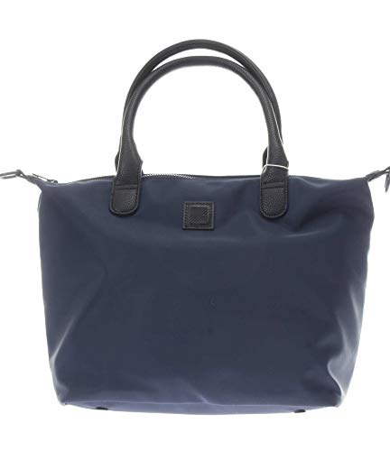 WOOLRICH Borsa tote W'S Ann Small Tote Bag Donna Blu ONE