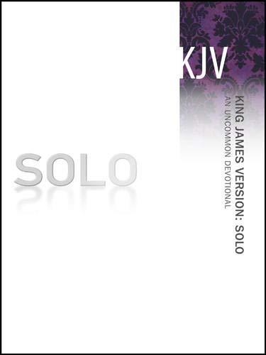 Download KJV Solo: An Uncommon Devotional (Solo Devotionals) 1612913423