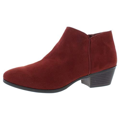 Style & Co. Femmes Wileyy Bottes Couleur Rouge Auburn Taille 36 EU / 5.5 Us
