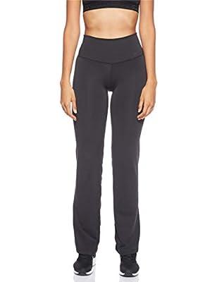 Nike Women's Power Classic Gym Pant, Black/Black, Small