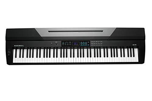 Kurzweil KA70, tragbare Tastatur mit 88 Tasten (AMS-KA-70)