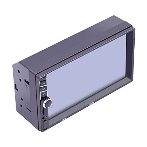Gazechimp Reproductor MP5 Estéreo para Coche con Pantalla Táctil HD de 7 Pulgadas FM /