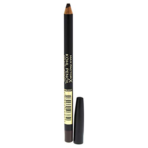 Max Factor Kohl Eye Liner Pencil for Women, 030 Brown