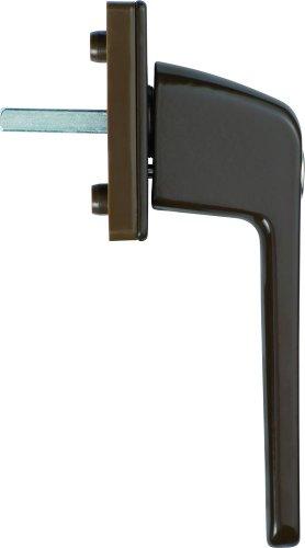 ABUS 101984 FG100 B SB abschließbarer Fenstergriff braun