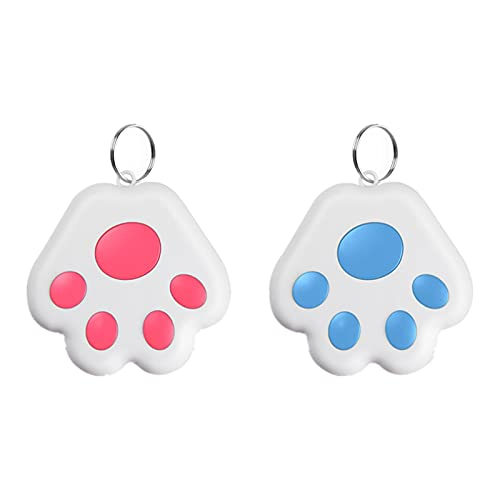 NICLVY 2er Pack Bluetooth Tracker Key...