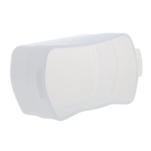 MagiDeal Blitz Diffusor Blitzlicht Diffuser Softbox für YONGNUO YN560 YN560 II YN560 III YN560 IV YN565EX YN565EX II & Canon 580EX