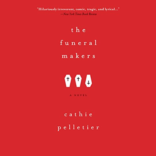 The Funeral Makers audiobook cover art