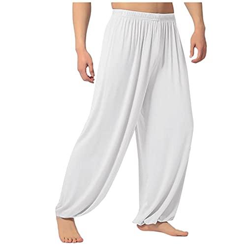 Nuevo 2021 Pantalones para Hombre, Yoga Pantalones Moda Pop Casual Chándal de hombres Jogging Deportivos Suelto Pants trend largo Pantalones Fitness Gym Elásticos Diseño de personalidad