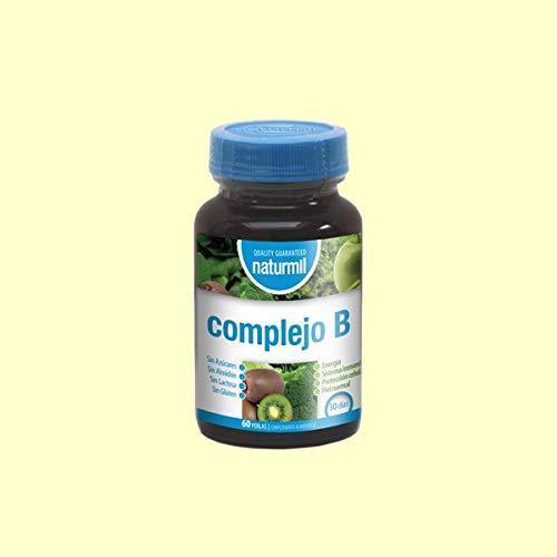 Complejo B - complemento con todas las vitaminas del grupo B + C + E + biotina