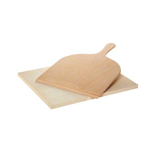 AEG 9029794980 - Set de Piedra y espátula para Pizza