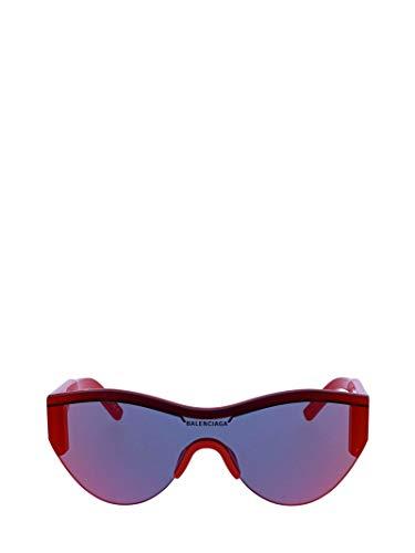 Balenciaga Luxury Fashion Damen BB0004S003 Schwarz Acetat Sonnenbrille | Jahreszeit Permanent