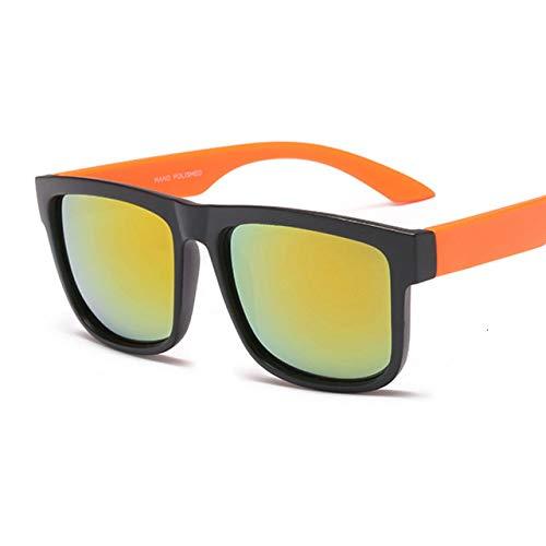 YDMZMS Gafas de Sol Retro Hombres Mujeres Diseñador de la Marca Negocios...