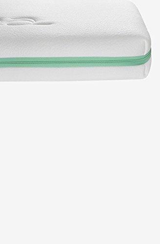 Kadolis Funda para colchón de bebé con Aloe Vera 60 x 120 cm