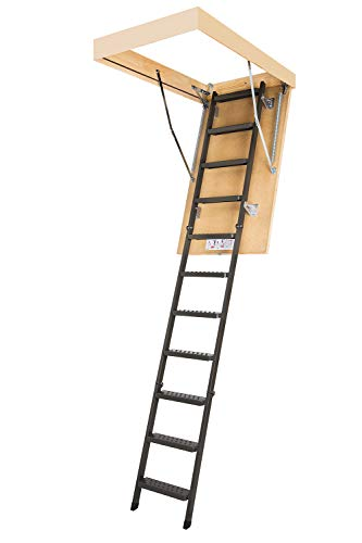FAKRO LMS 66867 Insulted Steel Attic Ladder