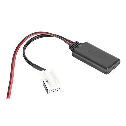 Bluetooth Kabel Adapter Auto Media Interface Musik Streaming Kabellos Audiomusik MP3 AUX Passend für Delta 6/7, Premium 6/7, R100 / 110, RCD-200/500, RCD-210/310/500, RNS-300/310/510