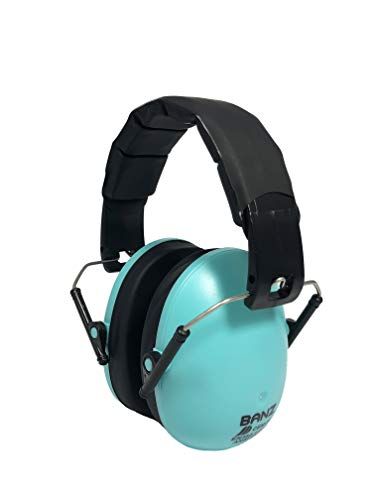 Banz Kinderen gehoorbescherming oorbeschermers Turquiose