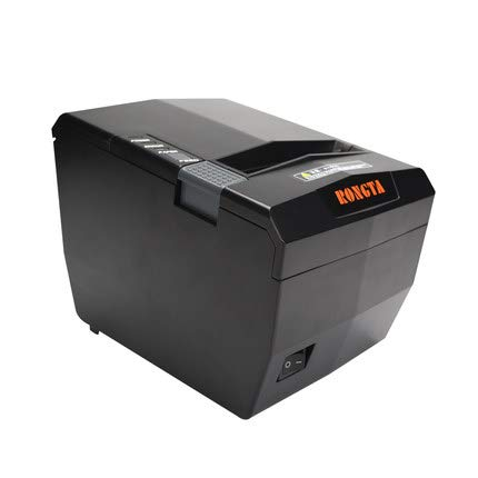 Fantastic Deal! 80MM POS Thermal Receipt Printer - USB, Ethernet/LAN, Serial Ports - Auto Cutter - B...