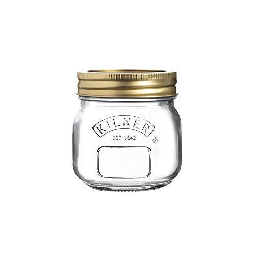 Kilner 0025.402 jarra Alrededor Transparente - Jarras (80 mm, 80 mm, 80 mm, 1 pieza(s))