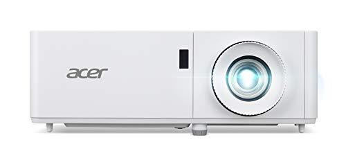 Acer PL1520i Projektor (Full HD 1920x1080, 2.000.000:1 Kontrast, 4000 ANSI Lumen, HDMI, VGA, S-Video Mini DIN, Audio, USB, RS232) weiß