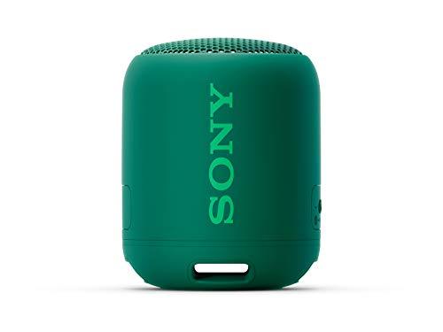Caixa de Som Sony SRS-XB12 Extra Bass Bluetooth - Verde