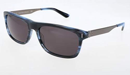 Calvin Klein Sonnenbrille Ck8003s 402-58-17-140 Montures de lunettes, Multicolore (Mehrfarbig), 58 Homme