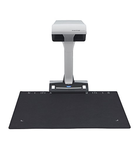 Review Fujitsu Scanner Background Plate - Black - for ScanSnap SV600