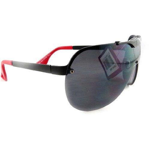 Les Trésors De Lily [L1925] - Gafas de sol 'Kost' negro rojos.
