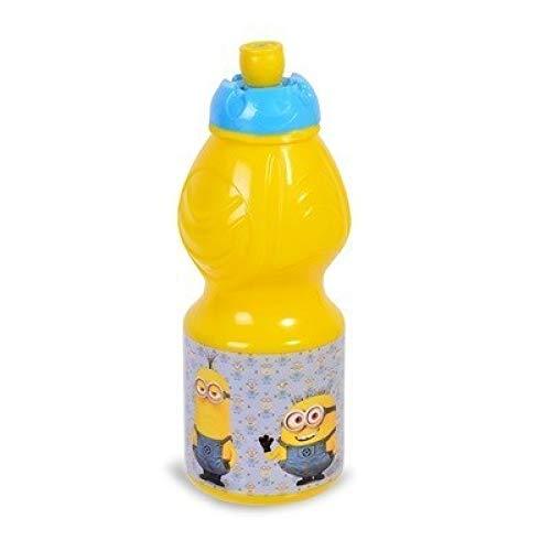 Kids Licensing Trinkflasche Minions Sport