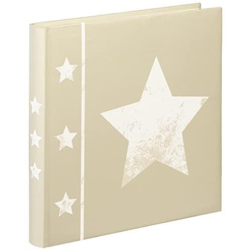 Hama 2336 Album, 30 x 30 cm, 60 Pagine, 240 Foto, Beige