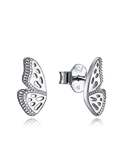 Pendientes Viceroy ColecciónTrend de plata con motivo de alas de mariposa