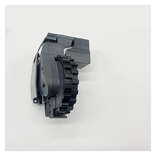 Accesorios de aspiradora Accesorios de vacío for el hogar Limpieza de la limpieza Reemplazo Rueda izquierda Rueda izquierda for ajuste for Roborock S50 S51 S55 2 Accesorios de piezas de la aspiradora