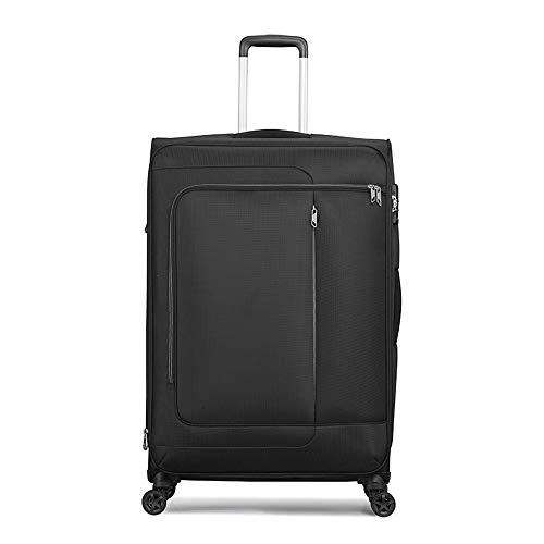 Ys-s Personalización de la tienda Viajes maleta trolley 20/26/30 pulgadas rueda universal de la maleta embarque, hermoso, atmosférico, resistente al agua, resistente al desgaste, maleta con ruedas a p